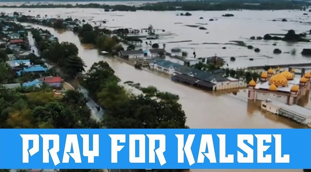 PRAY FOR KALSEL
